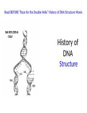 11_DNA_Structure_History_Fa.ppt