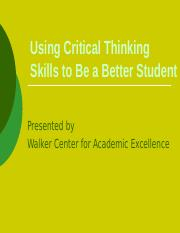 Critical_Thinking_Skills_Online_spring 2005.ppt