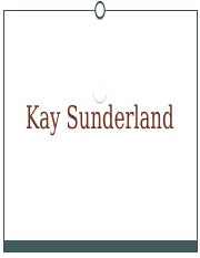 17 - Communication & influence - Kay Sunderland.pptx