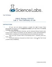 Lab_2 Answer Sheet