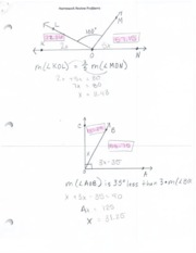 Concepts of Math Notes 9
