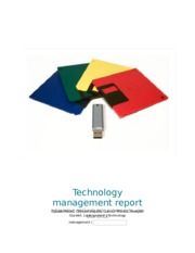 technology management USB