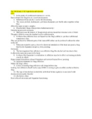 Psy 302 Exam 1 Ch 5 questions and answers