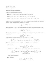 STATS 252 Assignment 1 Solutions