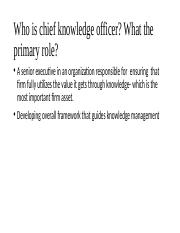 chief knowledge officer.pptx