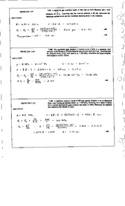 851_Mechanics Homework Mechanics of Materials Solution