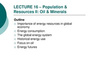 LECTURE 16 - Population & Resources II - Oil & Energy.pdf