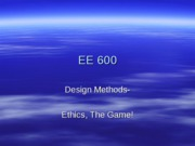 3-Ethics  game