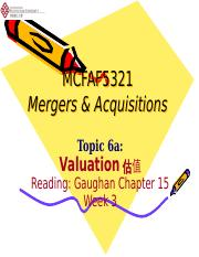6a. Valuation (MCF Week 3).pptx