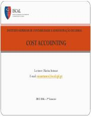 CostAccounting_Chapter2_2015_2016