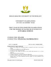 DKUT-STA 2191 FINANCIAL MATHEMATICS I-2012-Exam.pdf
