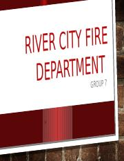 River City Fire Department