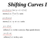 09 shifting curves I
