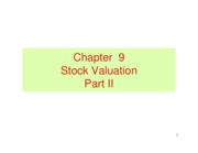 Ch 9 stocks Part II-1