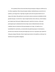 Spanish motorcycle diaries review rough draft