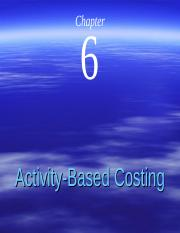 8,9Activity based costing (2)