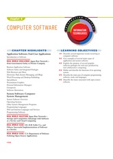 IT 101 - Chapter 4  COMPUTER SOFTWARE