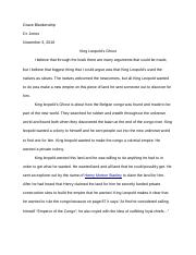 blood brothers reflection essay blood brothers reflection paper  3 pages history