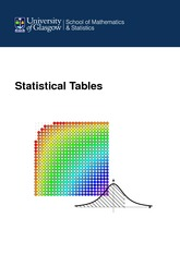 Statistical Tables Class Note