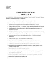 DDema Chapter 4 - Key Terms.docx