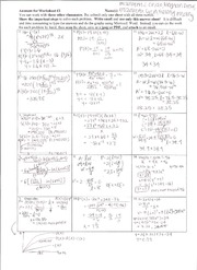 Exponent Rules Worksheet 2 Answers - Worksheets