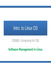 2.2-Software Management in Linux.pptx