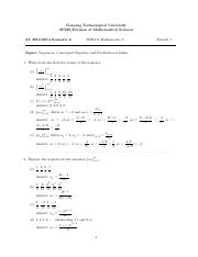 MH1811 Tutorial 1 Sequences_Soln.pdf