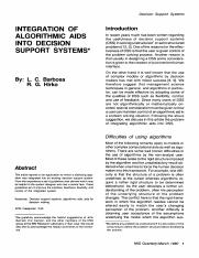 Integration of Algorithmic Aids into Decision Support Systems.pdf