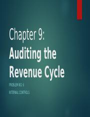 Chapter 9 Auditing the Revenue Cycle.pptx