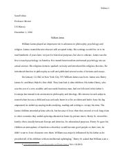 biographical research paper