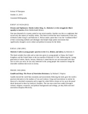 thesis for persuasive speech on recycling