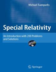 Special Relativity - An Introduction with 200 Problems and Solutions [Tsamparlis]