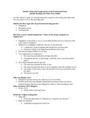 NP Module 3 Note Outline.docx