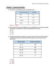 ANSWER KEY - Chapter 5 - Exam Prep Activity