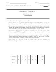 Midterm Solutions Winter 2017 3