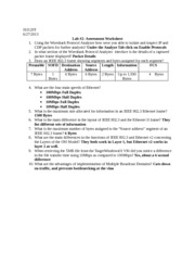lab 2 assessment worksheet Chapter 4 chapter 5 chapter 6 chapter 7 - cell  assignments and supplemental activities for chapter 71, 72 and 73 in  virtual microscope lab worksheet.