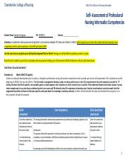 NR541_W1W4__Self-Assessment_of_Competencies_110418.docx