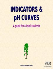4.5 indicators and ph curve.ppt
