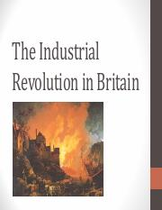 The Industrial Revolution in Britain-PowerPoint Presentation.pdf