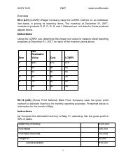Accy 3101 intermediate accounting 1 gwu page 1 course for Table 6 4 intermediate accounting