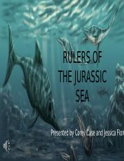 RULERS OF THE JURASSIC SEA.pptx