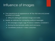 W4 Influence of Images