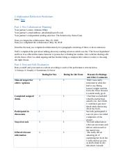 collaboration reflection worksheet.docx