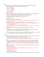 ph 104 Study Guide through Unit 20