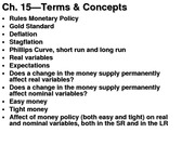 ch 15--Terms & Concepts
