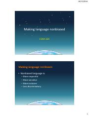 HANDOUT Making language nonbiased.pdf