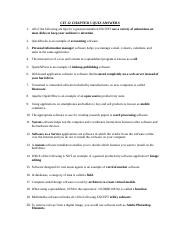 CIT 12 CHAPTER 4 QUIZ ANSWERS.docx