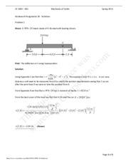 CE 3303 - HW #29 Solutions.pdf
