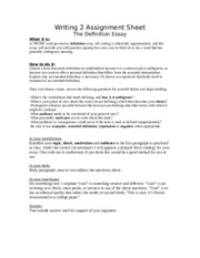 How to write a Hero essay for Humanities Class?