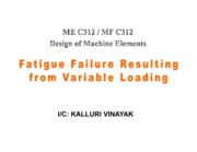 Fatigue Failure Resulting from Variable Loading 1-2 (1)